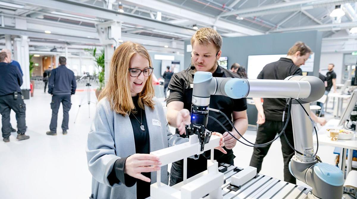 Forskning människa-robot