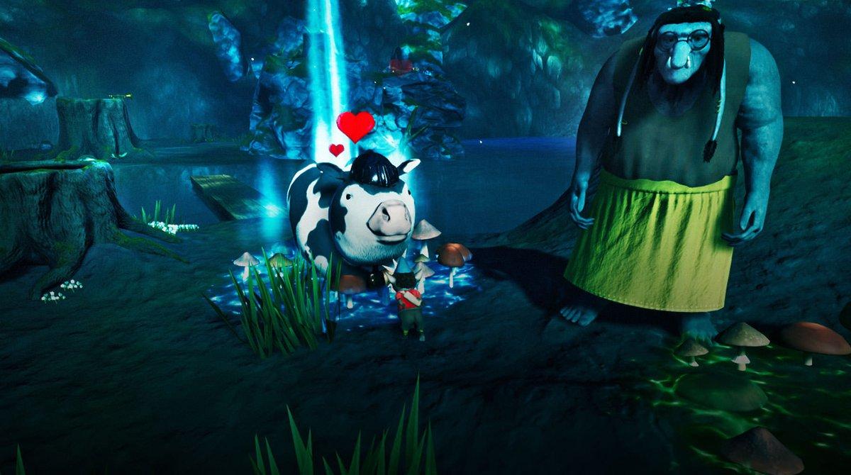 Sunscale Studios släpper spelet Hyss på Steam