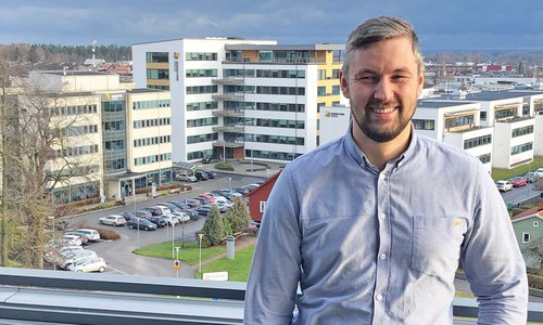 Fredrik Johansson, Iver AB