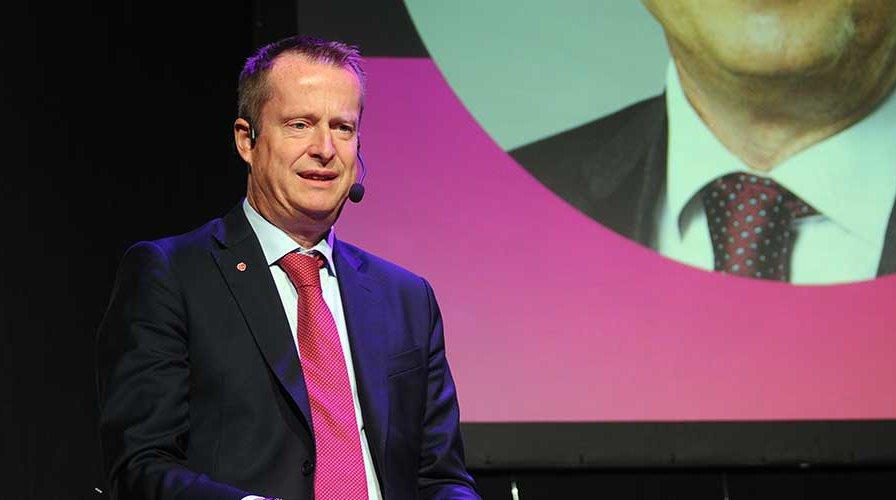 Anders Ygeman (S) invigde Sweden Game Conference 2019