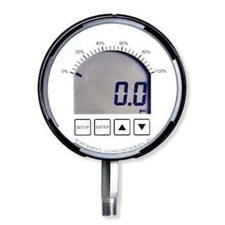 3D Instruments 66544-18B71 -14.7 - 0 - 50PSIG Digital Pressure Gauge