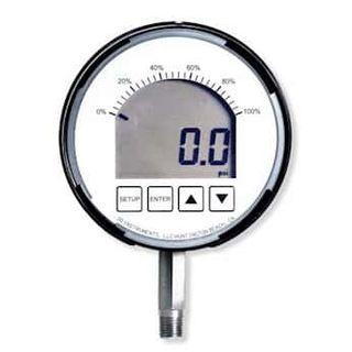 3D Instruments 66544-18B71 -14.7 - 0 - 50PSIG Digital Pressure Gauge