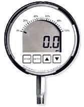 3D Instruments 66544-25B71 -14.7 - 0 - 200PSIG Dig Pressure Gauge
