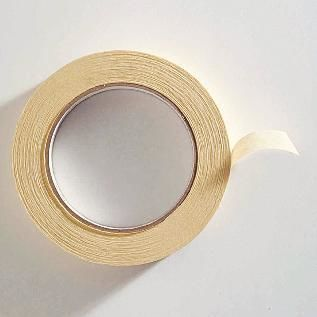 3G PACKAGING, INC. 513-1/2 PAPER MASKING TAPE 1/2 X60YD ROLL