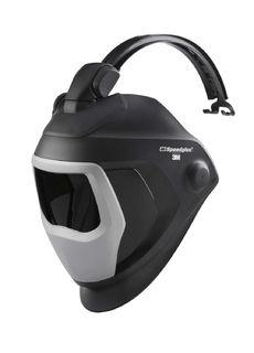 Speedglas™ 9100 QR Welding Helmet 06-0300-54QR, with Rail, No Hard Hat and ADF, 1 EA/Case