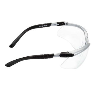 3M 11380-00000-20 3M™ AO11380 BX Series Safety Glasses, Clear/Black