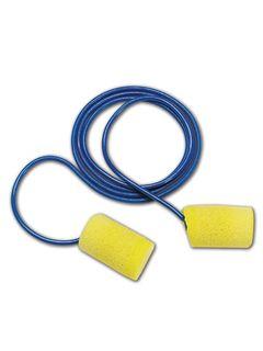 3M 311-1105 3M™ 311-1105 E-A-R Classic Plus Large Disposable Foam Corded Earplugs, 200 Pairs,