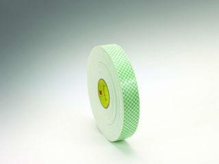 3M 4016 Double Coated Urethane Foam Tape 4016 Off-White, 1/2 in x 36 yd 1/16 in,18 per case Bulk
