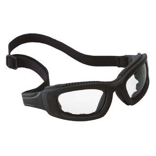 3M 40686-00000-10  3M™ Maxim™ 2X2 Gasketed Safety Goggles, Clear/Black