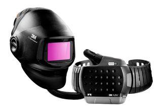 3M™ Speedglas™ Heavy-Duty Welding Helmet G5-01 w ADF G5-01VC and 3M™ Adflo™ High-Altitude PAPR Assembly, 46-1101-30iVC, 1 EA/Case