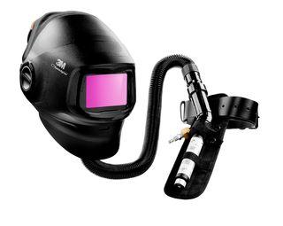 3M™ Speedglas™ Heavy-Duty Welding Helmet G5-01 w 3M™ V-100 Vortex™ Cooling Valve Assembly, ADF G5-01, 46-5702-30i, 1 EA/Case