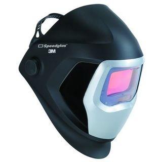 Speedglas™ Welding Helmet 9100 with Auto Darkening Filter 9100X, Welding Safety 06-0100-20SW 1/cs