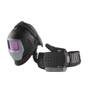 Adflo™ PAPR with Speedglas™ Welding Helmet 9100-Air, 35-1101-30iSW, HE Filter, Li Ion Batt, ADF 9100XXi 1 EA/Case