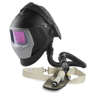 Speedglas™ FA III SAR with V-100 valve and Speedglas™ Welding Helmet 9100-Air, 25-5702-30iSW, ADF 9100XXi 1 EA/Case