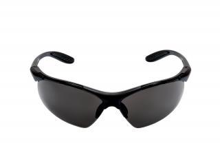 3M™ Virtua™ Protective Eyewear V6X, V6X02HC, Gray Hard Coat Lens, Black Frame  20 ea/case