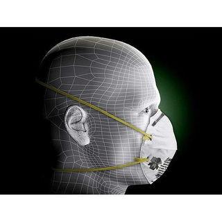 3M 8110S Particulate Respirator 8110S, N95 160 EA/Case