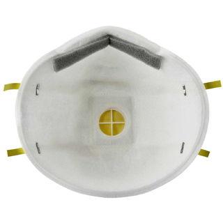 3M 8210V Particulate Respirator 8210V, N95 80 EA/Case