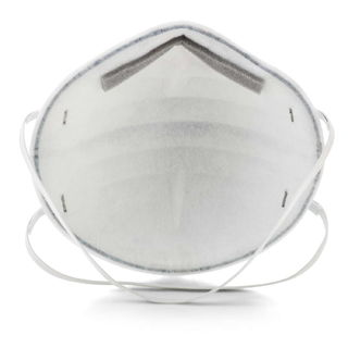 3M 8246 Particulate Respirator 8246, R95, with Nuisance Level Acid Gas Relief  120/cs