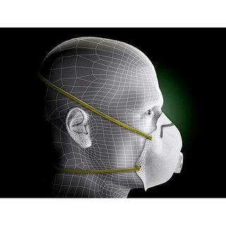 3M 8511 Particulate Respirator 8511, N95 80 EA/Case