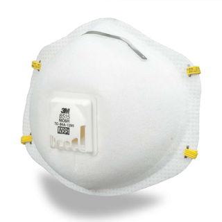 3M 8515 Particulate Welding Respirator 8515/07189(AAD), N95  80/Case