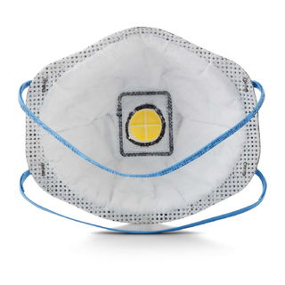 3M 8516 Particulate Respirator 8516, N95, with Nuisance Level Acid Gas Relief 80 EA/Case