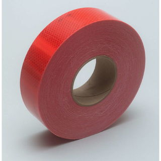 3M 983-72 ES Diamond Grade™ Conspicuity Marking 983-72 ES Red, 2 in x 150 ft