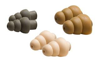 3M COMBATTIPS Combat Arms™ Ear Tips S-M-L COMBATTIPS, 3 PR/Bag, 50 Bags EA/Case, 150 EA/Case