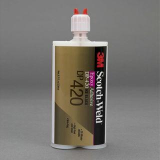 3M DP420 Scotch-Weld™ Epoxy Adhesive DP420 Off-White, 200 mL, 12 per case