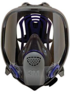 3M FF-402 3M™ Ultimate FX FF400 Full Facepiece Reusable Respirator, MD