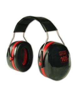 3M H10A 3M™ Aero/Peltor Twin Cup Ear Muffs