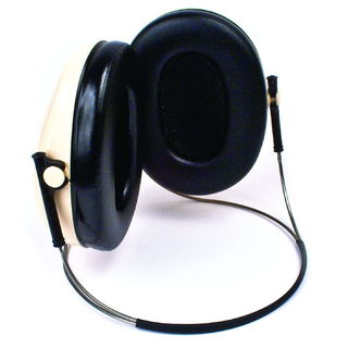 3M H6B/V PELTOR LOWEST PROFILE BACKBAND HEARING PROT