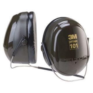 3M H7B PELTOR™ Optime™ 101 Behind-the-Head Earmuffs H7B, 10 EA/Case