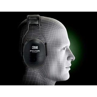 3M HTM79A-03 PELTOR™ HT Series™ Listen Only Headset HTM79A-03, Headband 1 EA/Case