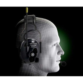 3M HTM79A LISTEN ONLY HEADSET