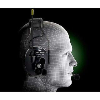 3M HTM79A Peltor™ HT™ Series Listen Only Headset HTM79A, Communications Headset Headband