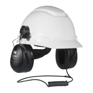 3M HTM79P3E-49 PELTOR™ HT Series™ Listen Only Headset HTM79P3E-49, Hard Hat 1 EA/Case