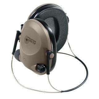3M MT15H67BB PELTOR™ SoundTrap™ Slimline Earmuff MT15H67BB, Tactical Electronic Headset,