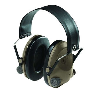 3M MT15H67FB PELTOR™ Sound-Trap™ Slimline Earmuff MT15H67FB, Tactical Electronic Headset