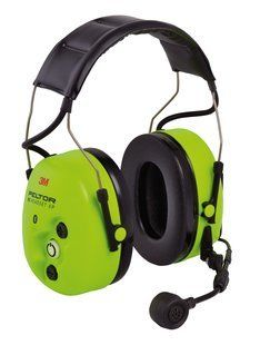 Peltor™ WS™ ProTac XP Ground Mechanic MT15H7AWS5-01 GB, Headband, Hi-Viz, 1/CS