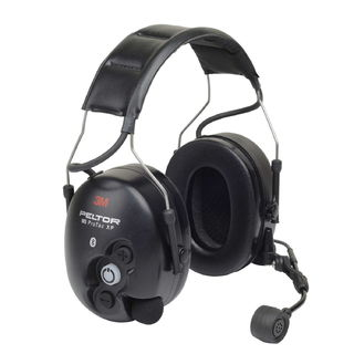 Peltor™ WS™ ProTac™ XP Communication Headset featuring Bluetooth™ technology - Headband