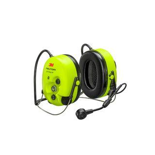 PELTOR™ WS™ ProTac XPI Headset, Neckband, FLX2, MT15H7BWS6-111, 1 EA/CS