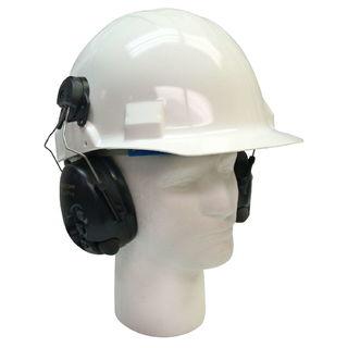 3M MT15H7P3E SV PELTOR™ TacticalPro Communications Headset MT15H7P3E SV, Hard Hat Attach, 1 EA
