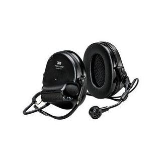 PELTOR™ SwatTac™ V Hearing Defender headset, neckband, black, MT20H682BB-09 SV