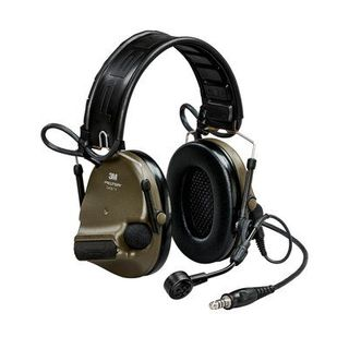 3M MT20H682FB-47 GN PELTOR™ ComTac™ V headset, foldable, single lead, standard dynamic m