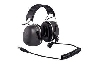 3M MT73H450A-86 PELTOR™ MT73H450A-86 - CH-5 High Attenuation Headset - NATO Wired - Headband -