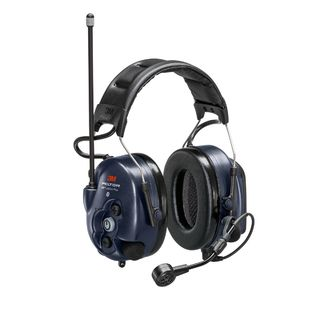3M MT73H7A4610WS6NA PELTOR™ WS™ LiteCom Plus Headset, Headband, MT73H7A4610WS6NA, 1 EA/C