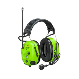 3M MT73H7A4D10NA GB PELTOR™ WS™ LiteCom Pro III Headset, Bright Yellow, Headband, MT73H7