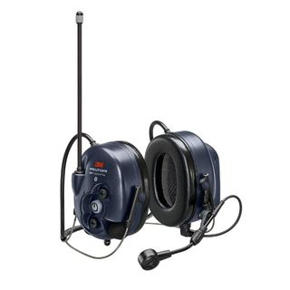 3M MT73H7B4610WS6NA PELTOR™ WS™ LiteCom Plus Headset, Neckband, MT73H7B4610WS6NA, 1 EA/C