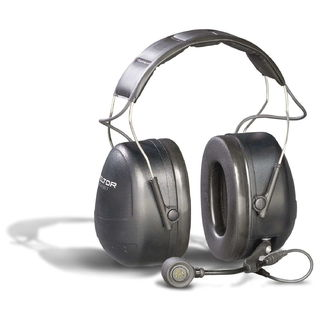 3M MT7H79A PELTOR™ MT Series™ Over-the-Head Headset MT7H79A, Two-Way Communications Head