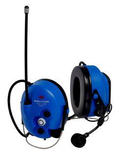 3M MT7H7B4010-NA-50 3M™ PELTOR™ Lite-Com Pro II MT7H7B4010-NA-50 Two Way Radio Communica